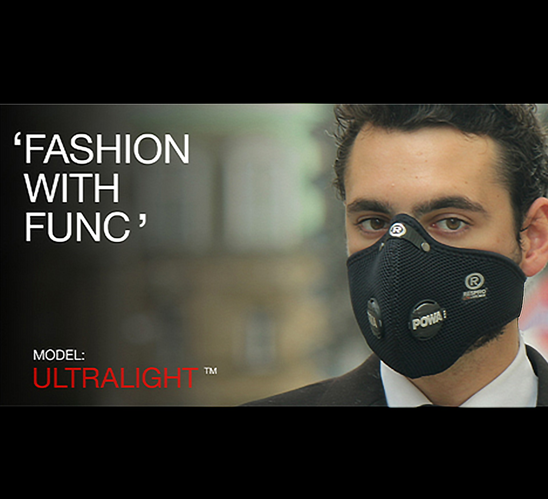 ULTRALIGHT MASK™ | CLICK TO BUY -